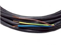 20metre cutting of 3 core 2.5mm H07RN-F rubber flexible cable